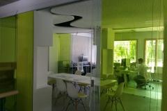 Interiores em Vidro - A Vidreira